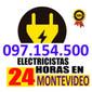ICONO COMERCIO ELECTRICISTA 24 HS URGENCIAS CVM de ELECTRICIDAD EDIFICIOS en MONTEVIDEO