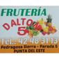 DALTON 5 FRUTERIA