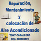 ICONO COMERCIO TONY SERVICE DE AIRE ACONDICIONADO de AIRES ACONDICIONADOS en BOLIVAR
