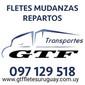 ICONO COMERCIO TRANSPORTES GTF de FLETES en ESTADIO