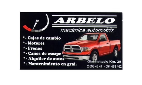 ARBELO MECÁNICA AUTOMOTRIZ