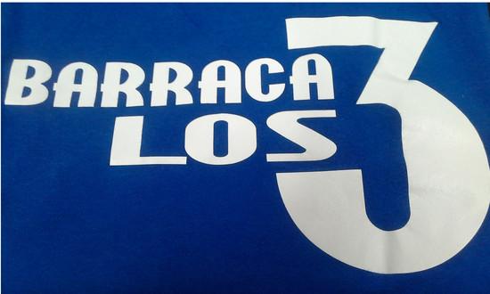 BARRACA LOS 3