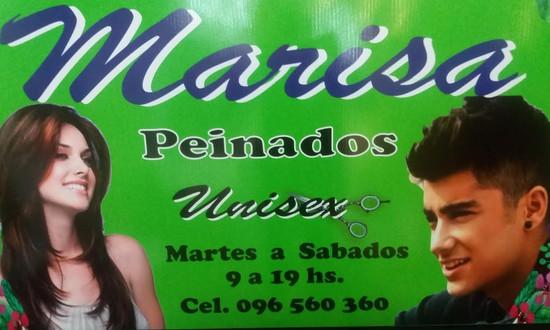 PEINADOS MARISA BARBOZA