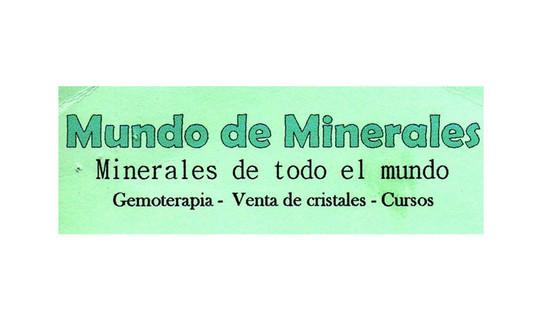 MUNDO DE MINERALES