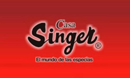 CASA SINGER ESPECIAS