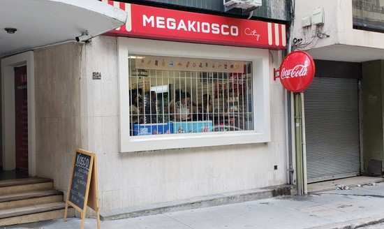 MEGAKIOSCO CITY