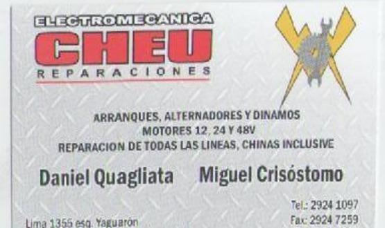 CHEU ELECTROMECANICA
