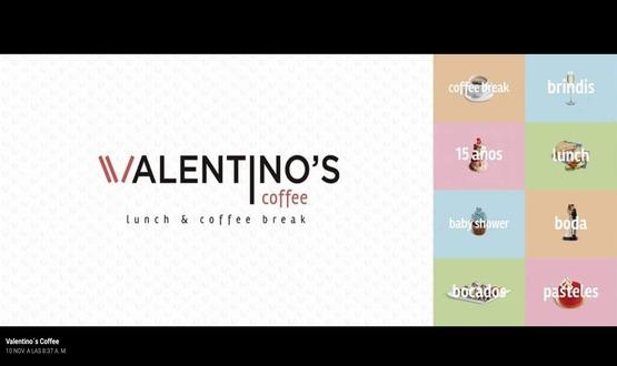 VALENTINOS COFFEE