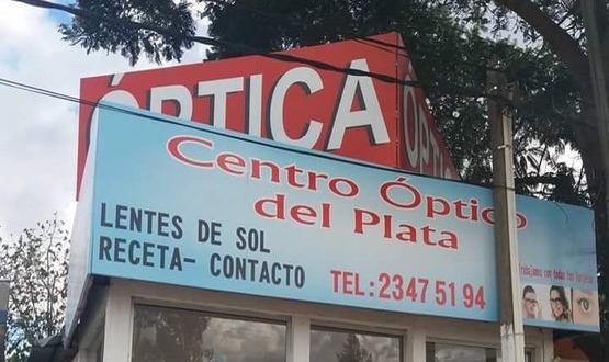 03fc3f7e82 Opticas Centro Optico Del Plata en Ciudad Del Plata Ruta 1 Vieja Km ...