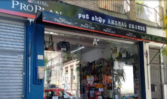 ARENAL GRANDE PET SHOP