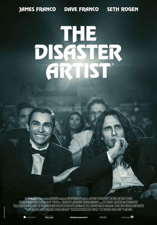 THE DISASTER ARTIST OBRA MAESTRA