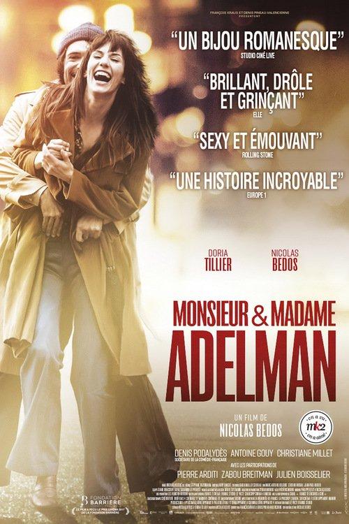 MONSIEUR Y MADAME ADELMAN