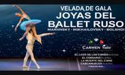 CLUB EL PAÍS - TEATRO METRO - JOYAS DEL BALLET RUSO