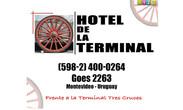 PROMO PAREJAS - HOTEL DE LA TERMINAL