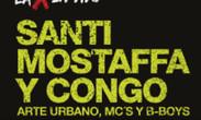 LA X - SANTI MOSTAFFA Y CONGO