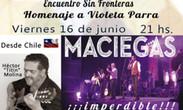 CLUB EL PAÍS - MACIEGAS - SALA ZITARROSA