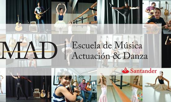 MAD Escuela de Música, Arte y Danza