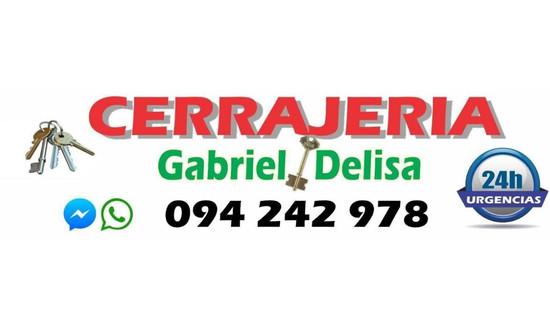 IMAGEN PROMOCIÓN CERRAJERIA GABRIEL DELISA