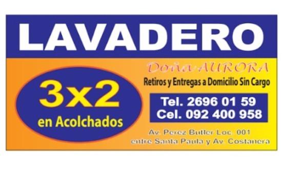 IMAGEN PROMOCIÓN DOÑA AURORA LAVADERO