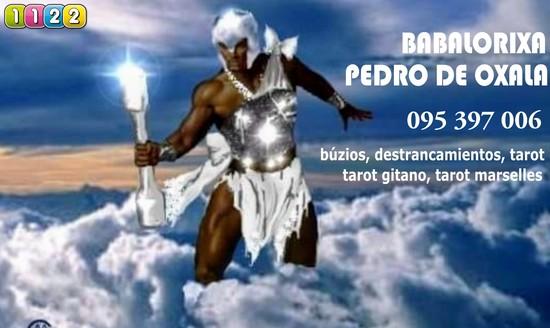 IMAGEN PROMOCION BABALORIXA PEDRO DE OXALA