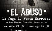 CLUB EL PAÍS - TEATRO LA CANDELA - EL ABUSO