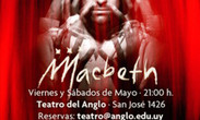 CLUB EL PAÍS - MACBETH TEATRO DEL ANGLO