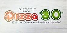 PROMO EN PIZZA 30